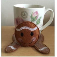 Ginger Mug Coaster