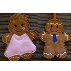 Ginger Mum and Dad