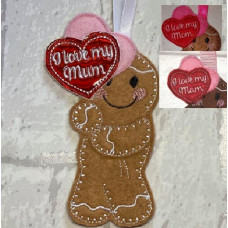 Ginger Mum Balloons