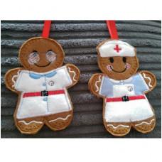 Ginger Nurses