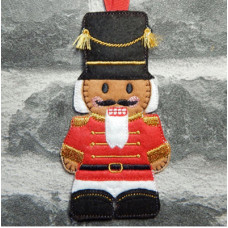 Ginger Nutcracker