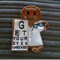 Ginger Optician