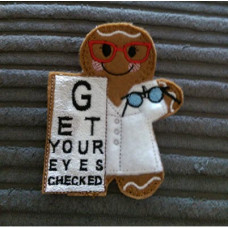 Ginger Optician