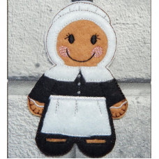 Ginger Pilgrim Lady