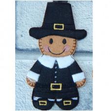 Ginger Pilgrim Man