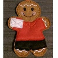 Ginger Postwoman
