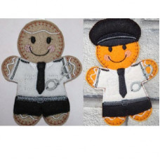 Ginger Prison Officer