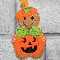 Ginger Pumpkin