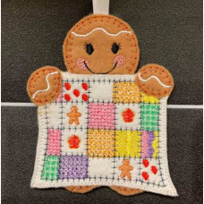 Ginger Quilter