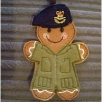 Ginger RAF Flying Squad