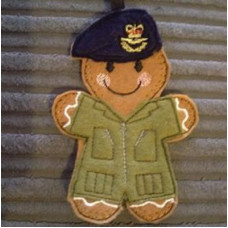 Ginger RAF Flying Squad