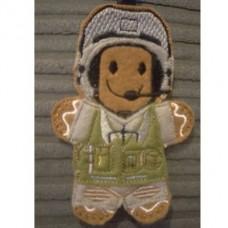 Ginger RAF Gunner
