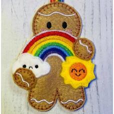 Ginger Rainbow Sunshine