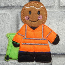 Ginger Refuse Collector