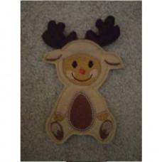Ginger Reindeer