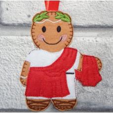 Ginger Roman Man