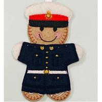 Ginger Royal Marine