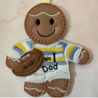 Ginger Rugby Dad