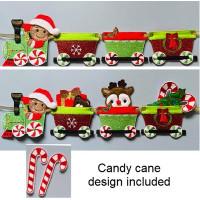Ginger Santa Train