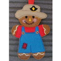 Ginger Scarecrow