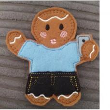 Ginger Selfie Boy