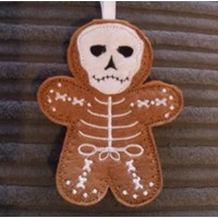 Ginger Skeleton