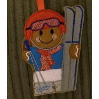 Ginger Skier