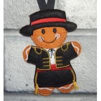 Ginger Spanish Man