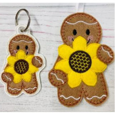 Ginger Sunflower