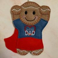 Ginger Super Dad
