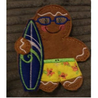 Ginger Surfer