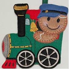 Ginger Train Driver 2