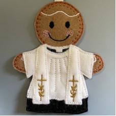 Ginger Vicar
