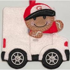 Ginger White Van Man