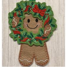 Ginger Wreath