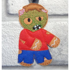 Ginger Zombie