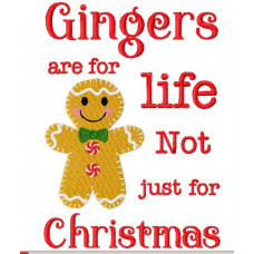 Gingers are for Life
