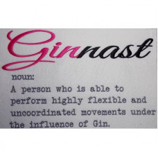 Ginnast Word Art
