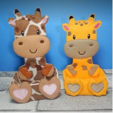 Giraffe Sweet Tray