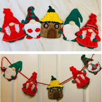 Gnome Banner and Hangers