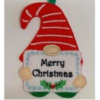Gnome Christmas Message