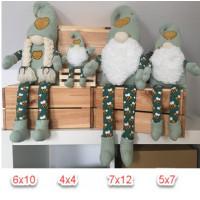 Gnome Shelf Sitters