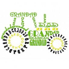 Grandad Tractor
