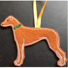 Greyhound Hanger