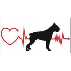 Heartbeat Dog – Boxer