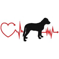 Heartbeat Dog – Labrador