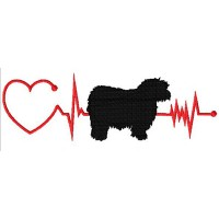 Heartbeat Dog – Polish Lowland Sheep Dog