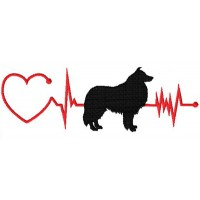 Heartbeat Dog – Sheltie