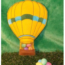 Hot Air Balloon Treat Bag