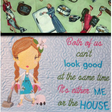 Housework Girl and Verse